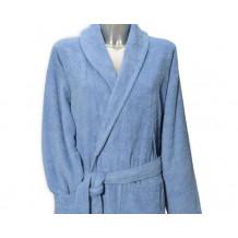 Clarysse Classic badjas met sjaalkraag Gauloise