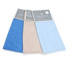 Clarysse Microvezeldweil Kobalt Blauw
