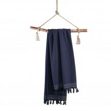 Walra Soft Cotton Hamamdoek 100x180 cm 650 gram Navy